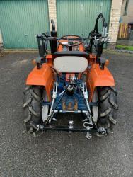 Malotraktor Kubota B1V0-II super stav (1606386986/4)