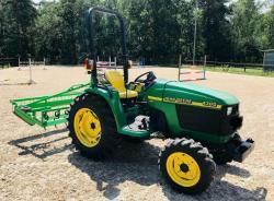 Traktor John Deere 4HST/ 300 (1606387243/4)