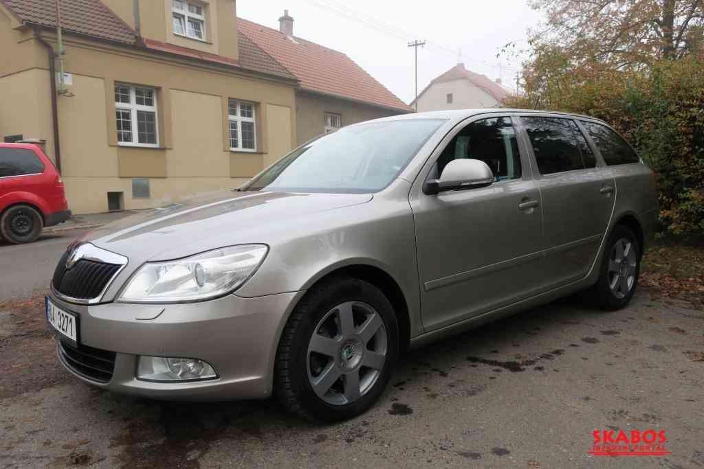 Škoda Octavia 2.0TDi,103kW,NovéČR,serv.kn,aut.klim (1/5)