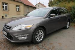 Ford Mondeo 2.0TDCi,103kW,TITANIUM,NovéČR,DPH,serv.kn,navi