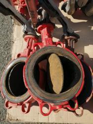 Mezipřírubová uzavírací klapka BURACCO (1606910067/5)
