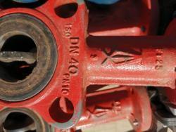 Mezipřírubová uzavírací klapka BURACCO (1606910070/5)