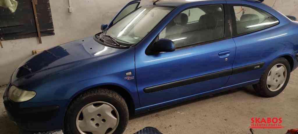 Citroen Xsara coupé vts, spolehlivé, čisté auto (1/15)