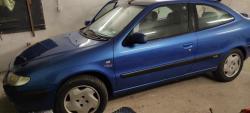 Citroen Xsara coupé vts, spolehlivé, čisté auto