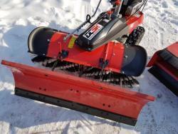 Motor metla SN88 sníh, listí úklid hal (1607799639/4)