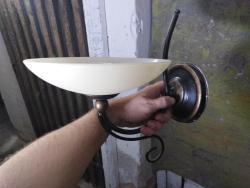 5.ramenný lustr + 5x nástěnné svítidlo (1607857860/5)