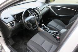Hyundai i30 1.6i,88kW,1majČR,54tkm,serv.kn,klima (1607953902/5)