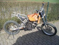 KTM EXC,SX 250/300 od roku 98-03. (1608198627/4)