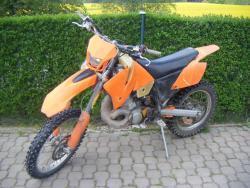 KTM EXC,SX 250/300 od roku 98-03. (1608198628/4)