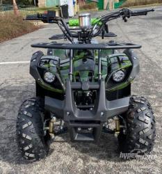 Dětská čtyřkolka Toronto model 2021 125cc 1G7-zele