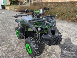 Dětská čtyřkolka Toronto model 2021 125cc 1G7-zele (1609083099/11)