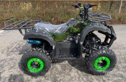 Dětská čtyřkolka Toronto model 2021 125cc 1G7-zele (1609083100/11)