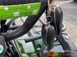 Dětská čtyřkolka Toronto model 2021 125cc 1G7-zele (1609083107/11)