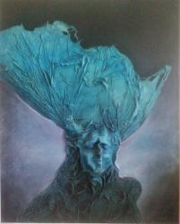 Mlha (Miloš Uhrín) – Modrá vlasatice