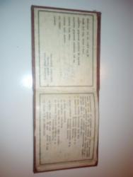 Koupím staré technické průkazy a typové osvědčení (1610479550/4)
