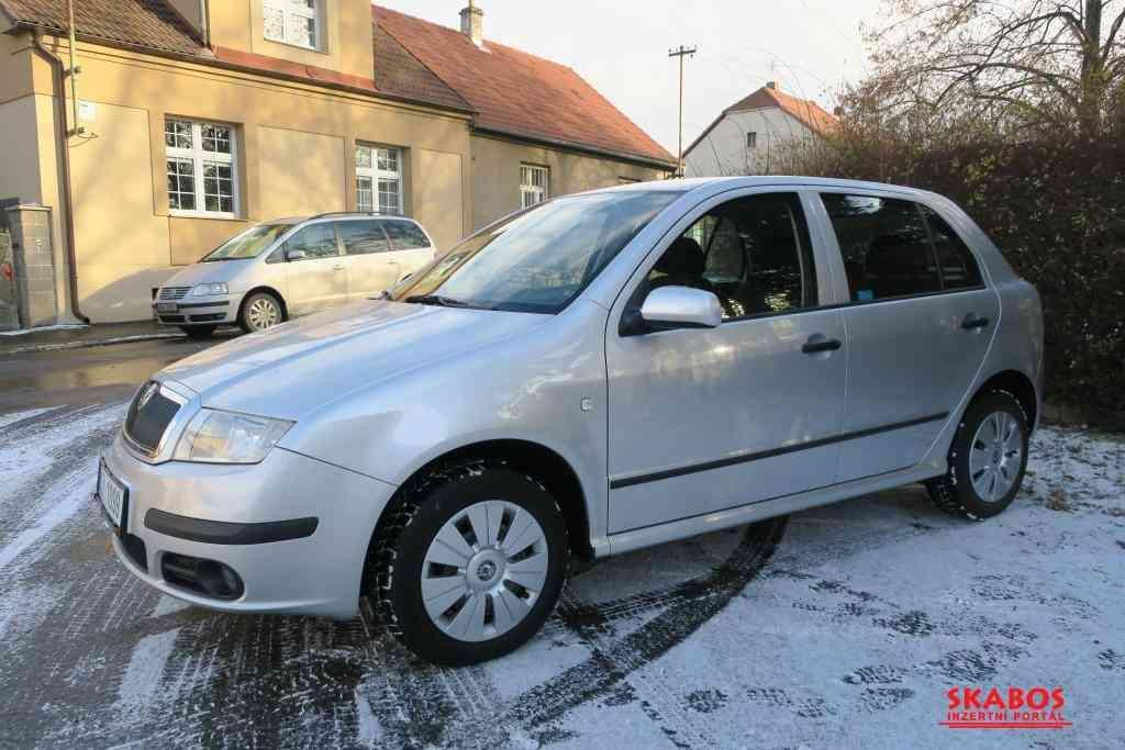 Škoda Fabia 1.2i,40kW,NovéČR,serv.kn,tažne.zař (1/5)