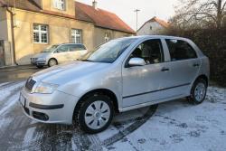 Škoda Fabia 1.2i,40kW,NovéČR,serv.kn,tažne.zař