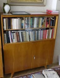 Vintage knihovna ze šedesátých let (1610625974/2)