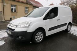 Citroën Berlingo 1.6HDi,55kW,1majČR,DPH,serv.kn