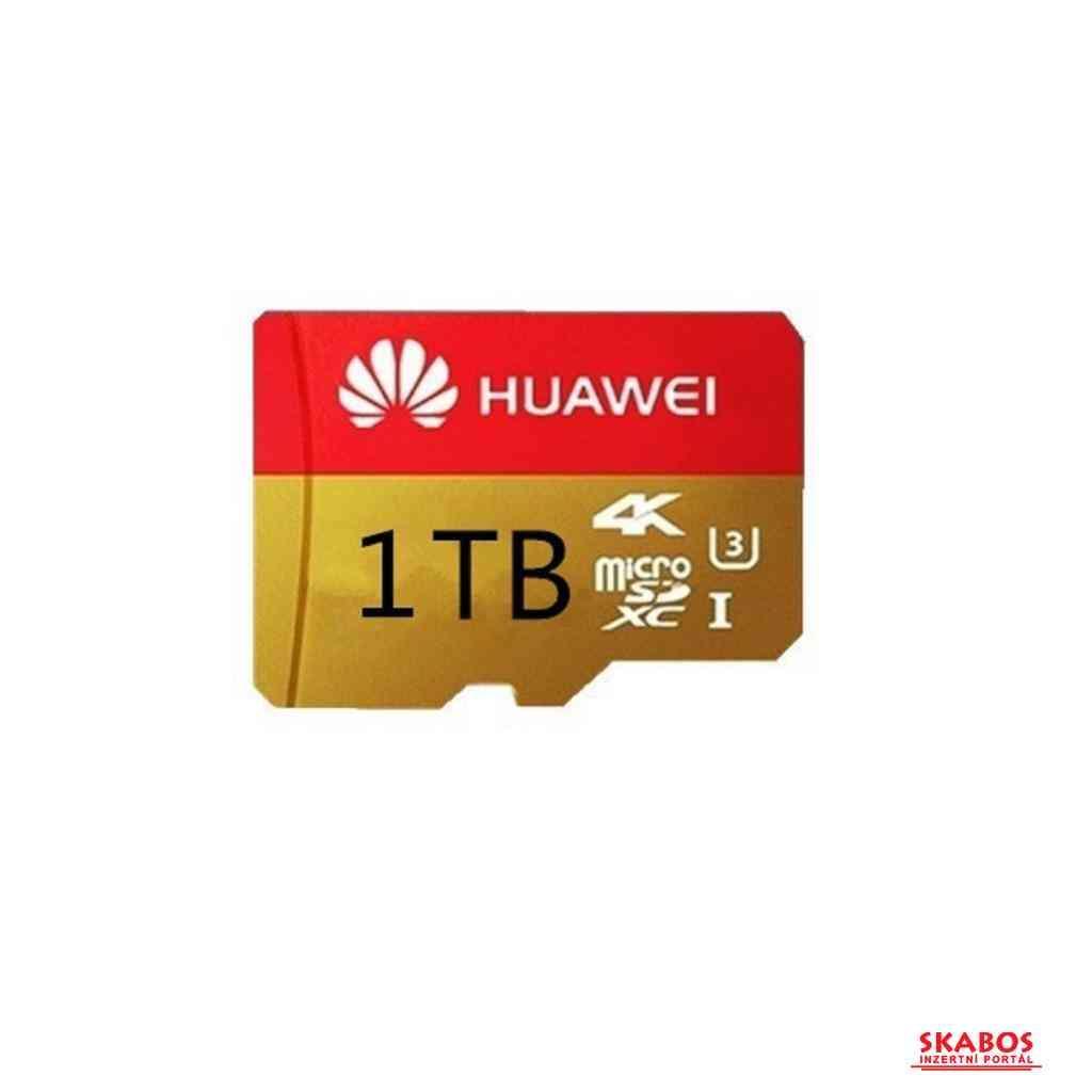 Pamětová kareta MICRO SDXC 512 GB+SD+ USB adaptér (1/3)