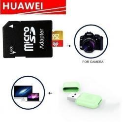 Pamětová kareta MICRO SDXC 512 GB+SD+ USB adaptér (1610788873/3)