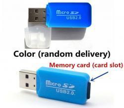 Pamětová kareta MICRO SDXC 512 GB+SD+ USB adaptér (1610788874/3)