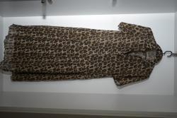 Letní tygrované dlouhé šaty Asos vel.36/38