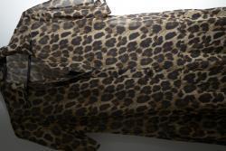 Letní tygrované dlouhé šaty Asos vel.36/38 (1610974272/2)