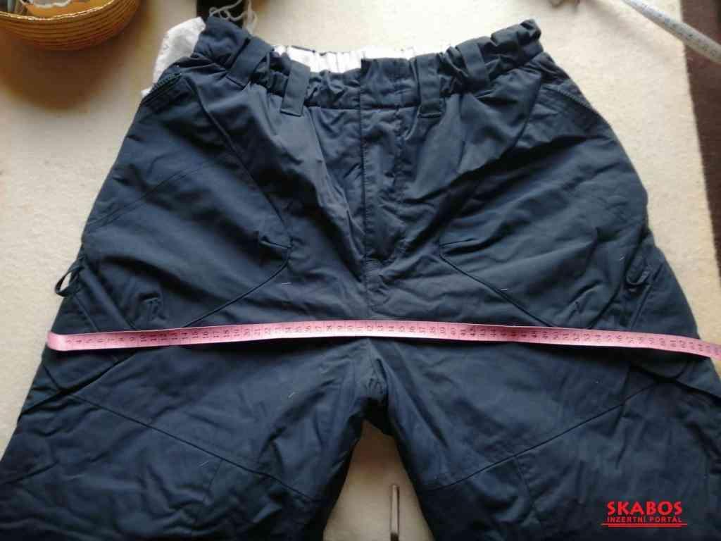 kalhoty na snowboarding (1/3)