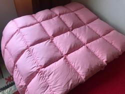 Prošívané péřové deky