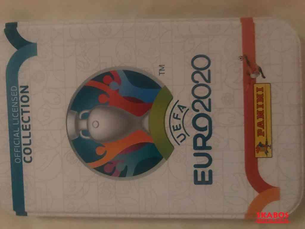 karty hráčů kopané PANINI Euro 2020 (1/1)
