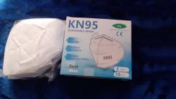 Respirátor KN95 s certifikátem
