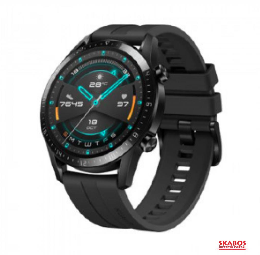 Chytré hodinky Huawei Watch GT2 46mm v češtině (1/3)
