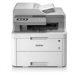 Paleta s tiskárnami