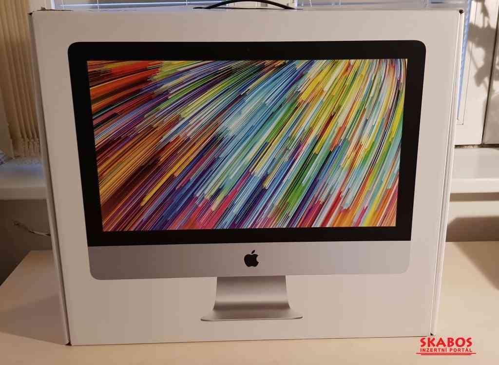 21,5 palcoví iMac rok 2020 s monitorem Retina 4K (1/5)