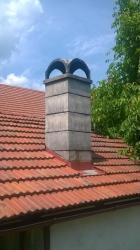 Betonová komínová hlavice (1615559274/5)