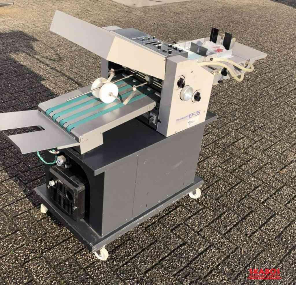 Skládací stroj Horizon Paper Folder EF-35 (1/5)