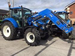 Traktor New Holland T5cI1c05 s nakladačem (1616047098/3)