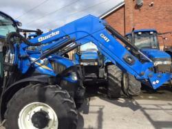 Traktor New Holland T5cI1c05 s nakladačem (1616047099/3)