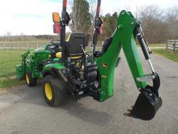 John Deere 10c25cT traktor (1616049049/3)