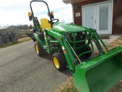 John Deere 10c25cT traktor (1616049050/3)