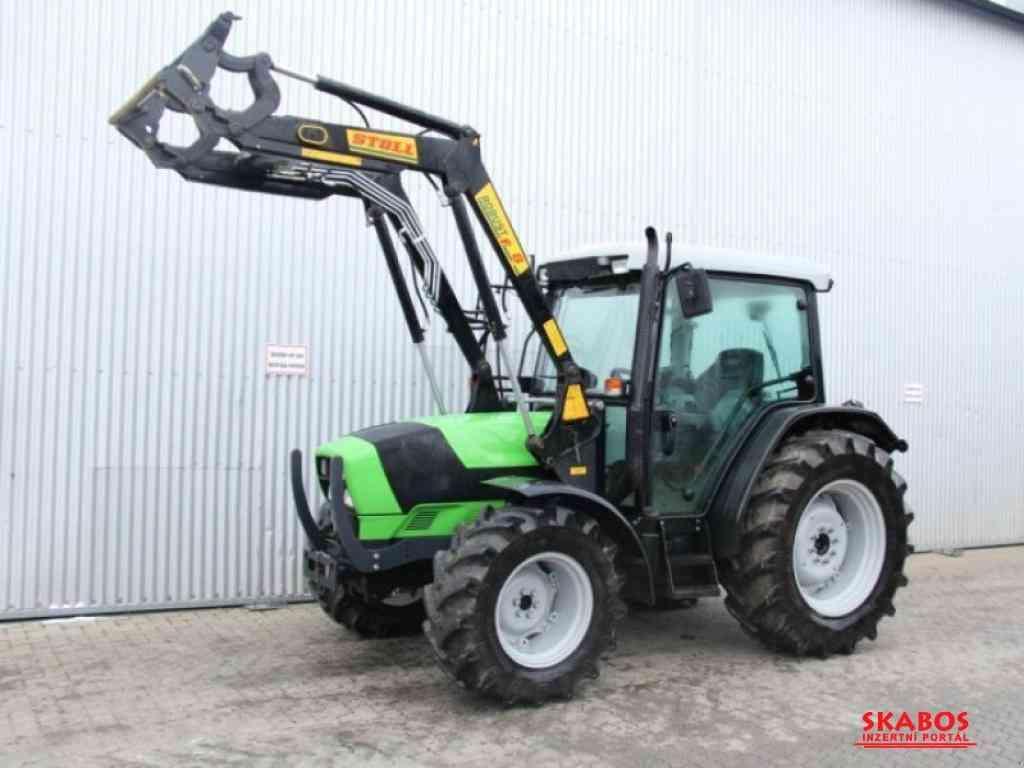 Traktor Deutz-Fahr Agroplus 3c20T 2012 (1/3)