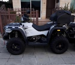 Linhai m550l - new model Rok 2018