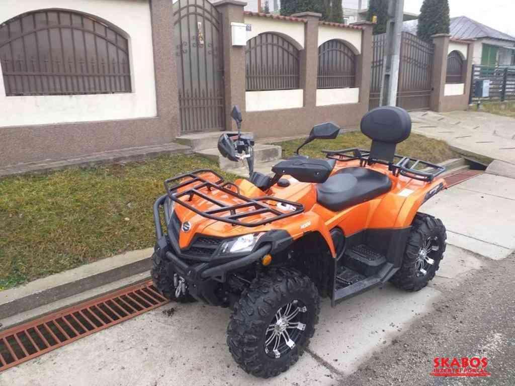 Cf moto 450l (1/5)