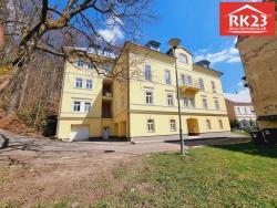 Prodej, Byt 3+KK s terasou, Mariánské Lázně, ul. Lesní