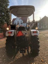Traktor Eurotrac Foton F/40 22ERT + kompletní čeln (1616413597/4)