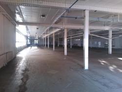 Pronájem skladovacích a výrobních prostor, lokalit