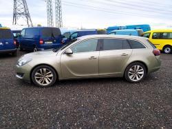 Opel INSIGNIA Combi 2,0 / 125 kW, ČR, serviska, ma