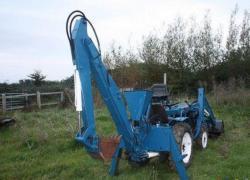 Traktor Iseki 2116O 4X4 (1616839121/3)