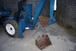 Traktor Iseki 2116O 4X4 (1616839122/3)